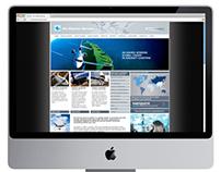 Air Charter Service Website