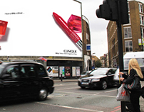 Clinique Advertising Campaign London