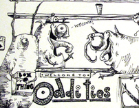 Oddities Mystery Shop