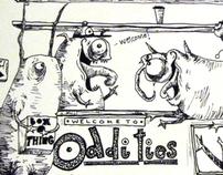 Oddities Mystery Shop