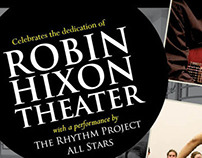 Robin Hixon Playbill Project