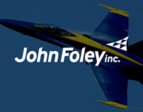 John Foley, Inc. Rebrand