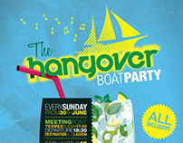 Hangover Boat Party