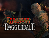 Dungeons & Dragons: Daggerdale | Graphic Design