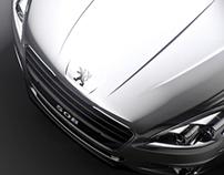Peugeot Advert
