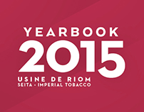 Imperial Tobacco Riom - Yearbook 2015