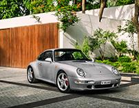 Classic Porsches