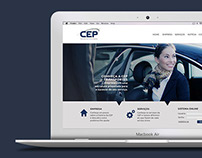 Website - CEP Transportes