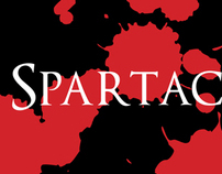 Spartacus Season 2 promo posters