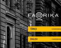 Fabrika Website 2007-2008 Fall Winter