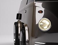 Mini - VW Type 2 (T1)