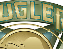 Bugler Tobacco Illustrative Logo Labels