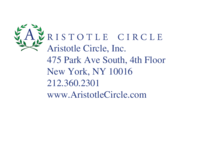 Aristotle Circle