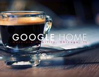 Google Home - UnDesign Awards 2014 Finalist
