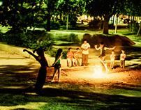 St.John's Eve  Bonfires