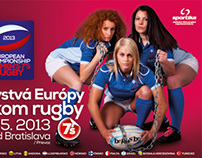 European Championship Women's 7's Rugby 2013