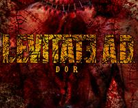Trabalho de capa pra banda Levitate A.D de Recife -PE