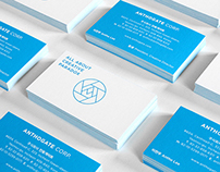 ANTHOGATE Corp. Branding