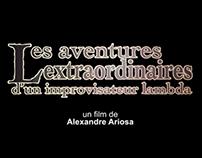 Les aventures extraordinaires d'un improvisateur lambda
