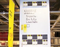 IKEA Opening Offer – KVISSLE Whiteboard