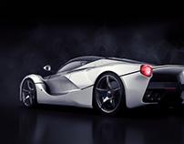 La Ferrari Studio