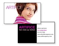 Artifice Business Cards