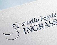 STUDIO LEGALE INGRASSIA * logo design