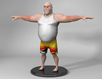 Anibal   3D Modeling