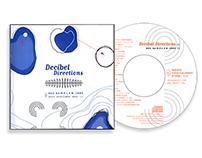 Decibel Directions CD Cover Art & Booklet
