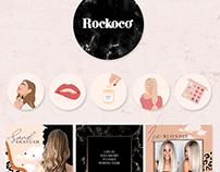 Rockoco Social Media