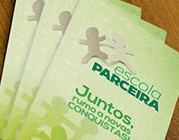 Trifold Brochure Escola Parceira - SER