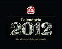 Calendario Watts
