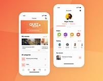 Online courses - Mobile App