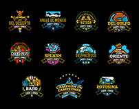 Omega México | Competitions Logos