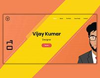Personal Website Portfolio
