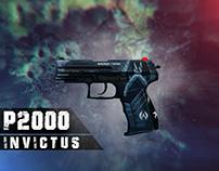 P2000 | Invictus