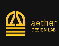 Aether Design Lab Branding Project
