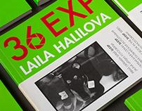 Photobook of Laila Halilova