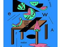 W-WATERMELON