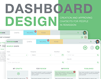Remissionaire Dashboard UX/UI