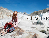 Glacier- for L'Officiel Magazine Indonesia