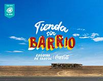 Coca Cola - Tienda sin Barrio   Nuevos Talentos 2020