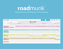 Roadmunk | Application UX Design