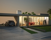 Projetos 3D MAX com renderização em Vray