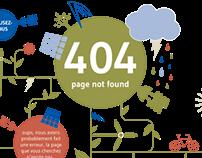 Page 404 error