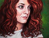 Portrait of Marisol