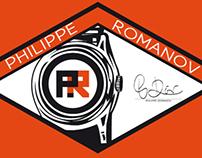 RELOJES RUSOS PR (PHILIPPE ROMANOV)