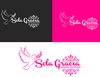 Logo Sola Gracia Wedding Organizer