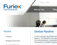 Furiex Pharmaceuticals Website