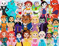 Disneyjune challenge